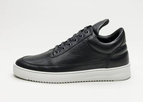 Filling Pieces Low Top Ripple (25121721861) schwarz