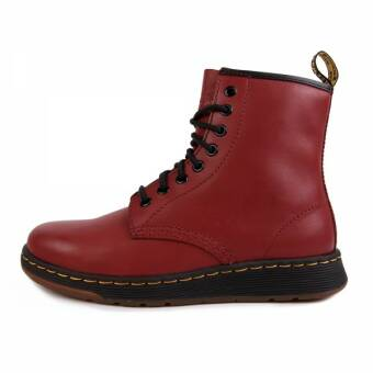 Dr. Martens Newton 8 Eye Temperley Cherry Red (21856600) rot
