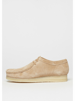 Clarks Wallabee (26123581-F.SUE) braun