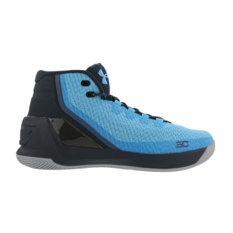 Under Armour Curry 3 Gsw Energy (1269279-458) blau