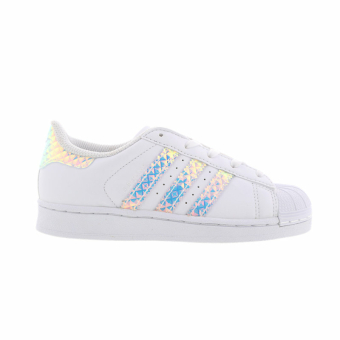 adidas Originals Superstar Iridescent 3D (CG3597) weiss
