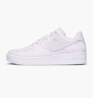 Nike Air Force ultra 1 Flyknit Low (817419-500) weiss
