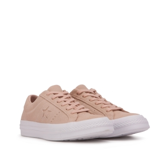 Converse One Star OX Suede (158481C-691) pink