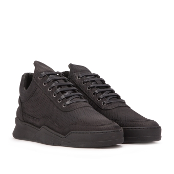 Filling Pieces Low Top Ghost Microlane (2522214-1847042) schwarz
