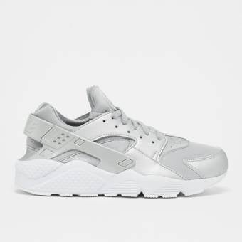 Nike Air Huarache Run Premium Metallic Silver (704830-008) grau