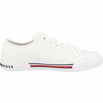 Tommy Hilfiger Low Cut Lace-Up Sneaker (T3X4-30692-8990-100) weiss