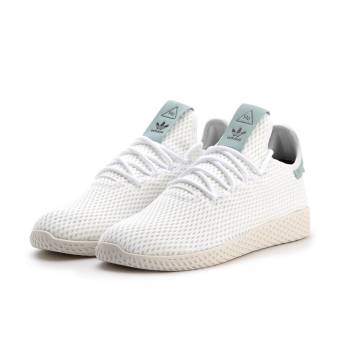 adidas Originals Pharrell PW Williams Tennis HU (BY8716) weiss