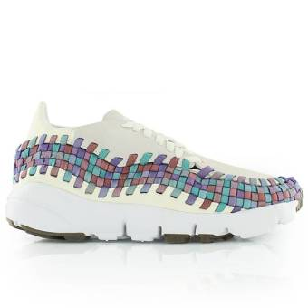 Nike Wmns Air Footscape Woven (917698-100) bunt