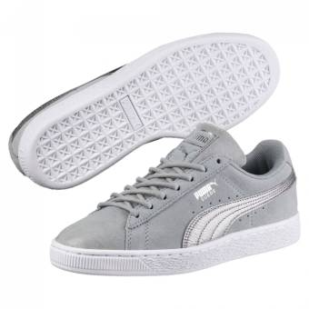 graue sneakers damen puma
