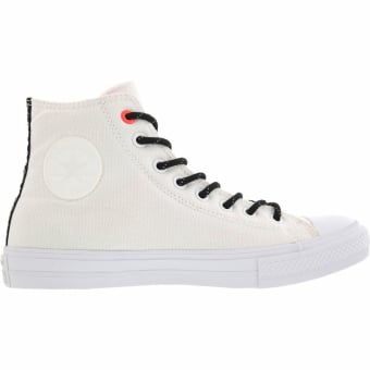 Converse II Shield Canvas Hi (153534C) weiss
