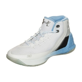 Under Armour CURRY 3 (1274061-106) weiss