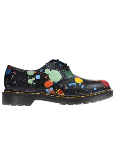 Dr. Martens 1461 Splatter Smooth (22184001) schwarz