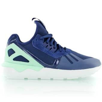 adidas Originals tubular runner w (S81261) blau