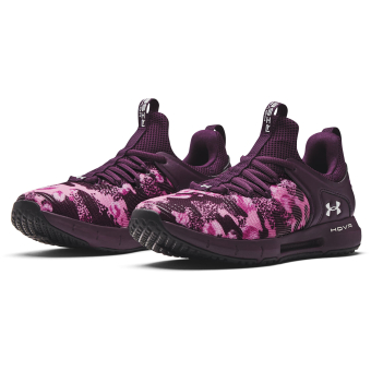 Under Armour W HOVR Rise 2 PRNT (3024029-500) lila
