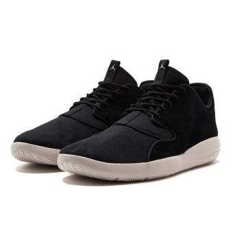 NIKE JORDAN Eclipse Leather black (724368-013) schwarz