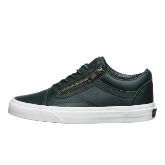 Vans Old Skool Zip (V0018GJTK) grün