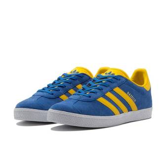 adidas Originals Gazelle Junior M/J (BY9546) blau