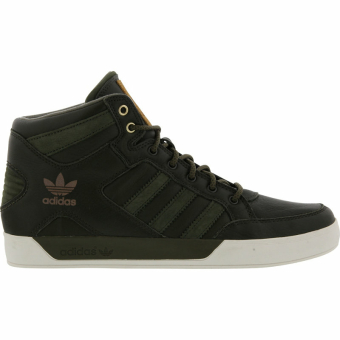 adidas Originals Hardcourt Waxy Crafted (BB0230) grün