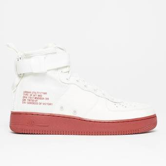 Nike SF Air Force 1 Mid (917753-100) weiss
