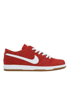 Nike Dunk Low Pro IW University Red (819674-612) rot