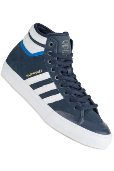 adidas Originals Matchcourt High RX2 (BY4104) blau
