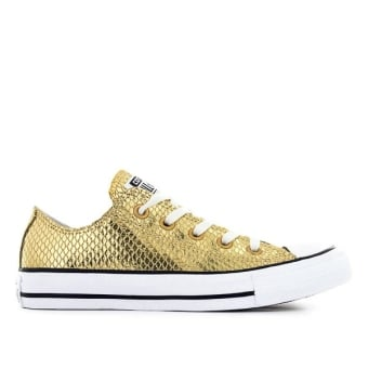 Converse Chuck Taylor All Star Ox (555967C) gelb