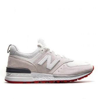 New Balance WS574TO (585051-50-3) weiss
