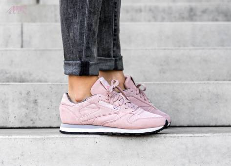 Reebok Classic Leather (BS7865) pink