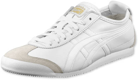 Asics Mexico 66 (DL408 0101) weiss