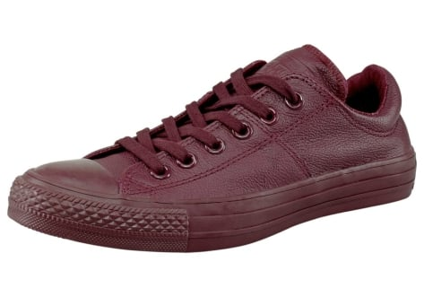 Converse CHUCK TAYLOR All Star Madison Leather Ox (551587C) rot