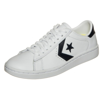 Converse Pro Leather LP OX White (555930C) weiss