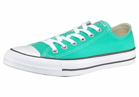 Converse All Star Ox Lo Sneaker (155737C) grün