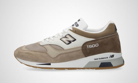 New Balance M1500SDS Made in England (M1500SDS) braun