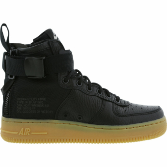 Nike SF Air Force 1 Mid (AA3966-002) schwarz