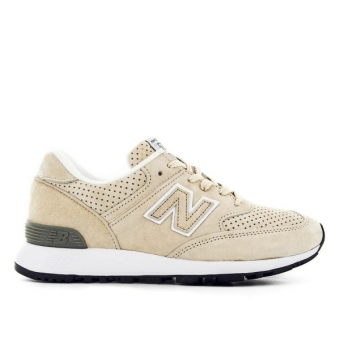 New Balance Wmn W 576 TTN Cream (573041 50) braun