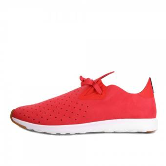 Native Apollo Moc Torch Red Shell White Nat Rubber (21102400 6402) rot
