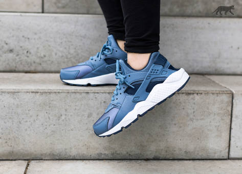 Nike Wmns Air Huarache Run (634835-406) blau