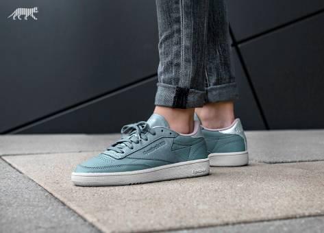 Reebok Club C 85 *Golden Neutrals* (BS8222) grau