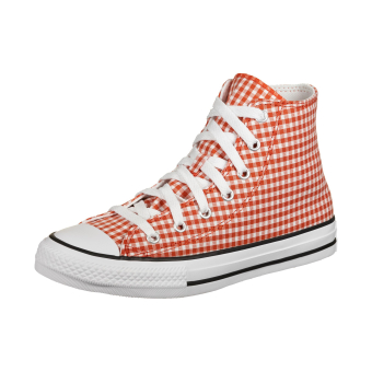 Converse Chuck Taylor All Star Gingham (670692C) rot