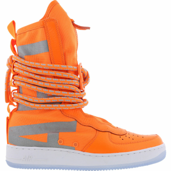 Nike SF Air Force 1 Hi Total (AA1128-800) orange