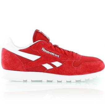 Reebok Cl Classic Leather IS (V69420) rot