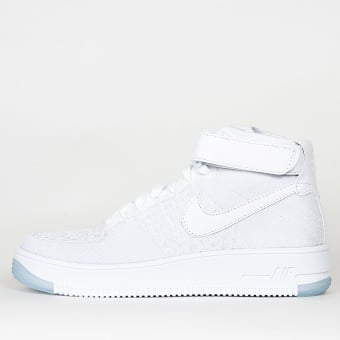 Nike Air Force 1 Flyknit (818018 100) weiss
