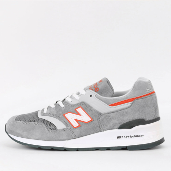 New Balance M 997 CHT Made in USA (521191-60-12) grau
