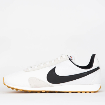 Nike Wmns Pre Montreal Racer Vintage Vntg Black Sail Team Orange (828436-101) weiss