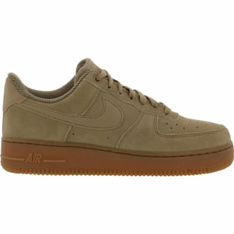Nike Wmns Air Force 1 07 SE (AA0287-200) braun