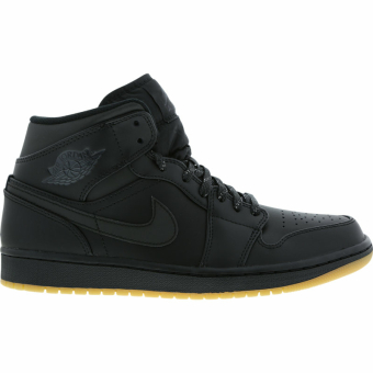 NIKE JORDAN Air 1 Mid Winterized (AA3992-002) schwarz