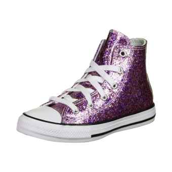 Converse Chuck Taylor All Star Coated Glitter (670176C) pink