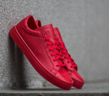 adidas Originals Court Vantage Adicolor (S80253) rot
