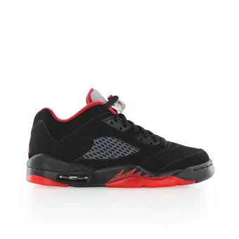 NIKE JORDAN Air 5 Retro Low GS (314338-001) schwarz