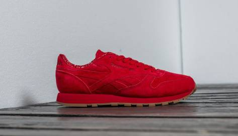 Reebok Classic Leather TDC (BD3231) rot